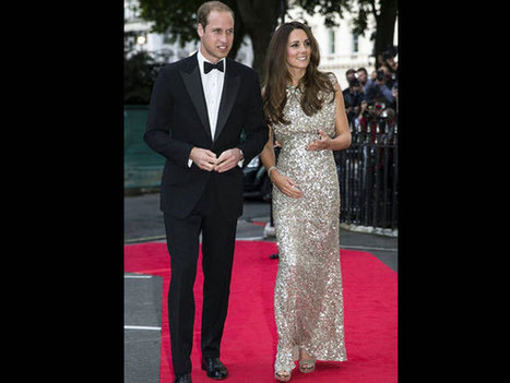 Kate Middleton Shines At Red Carpet | royals and celebrities | Scoop.it