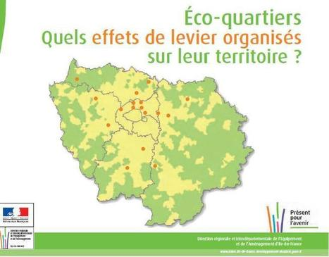Urbanisme durable - Un guide sur l'effet levier des Eco-quartiers | Urbanisme | Scoop.it