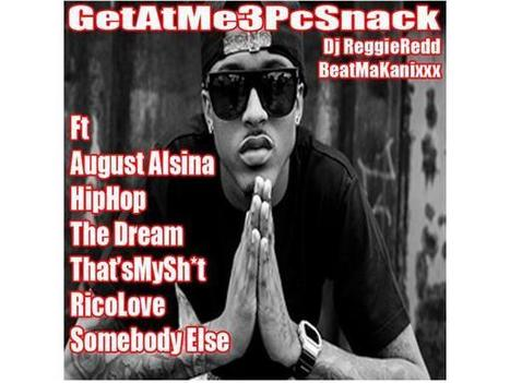 GetAtMe HotNewHits Ft August Alsina HIPHOP tonights (The Dj/Music relationship) | GetAtMe | Scoop.it