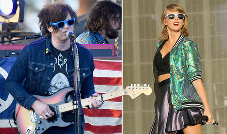 Ryan Adams says he wanted Taylor Swift covers album to sound like Bruce Springsteen's 'Nebraska' - NME.COM | Bruce Springsteen | Scoop.it
