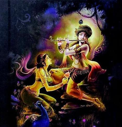 krishna my friend ॐ  on Twitter | Radha Krishna | Scoop.it