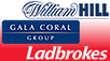 Hills consolidates, Gala Coral stumbles and Ladbrokes not quite dead yet | Betting and Gaming Marketing | Scoop.it
