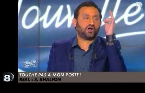 VIDEO. «TPMP»: Le «Zapping» met une gifle à Cyril Hanouna | Médias, mon amour | Scoop.it
