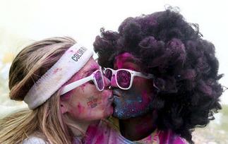 Explosão de cores em Matosinhos - Expresso.pt   Matosinhos   Scoop.it