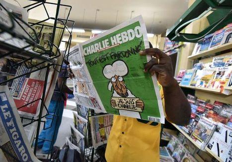 Le personnage représenté en une de Charlie Hebdo n'est pas le Prophète | Archivance - Miscellanées | Scoop.it