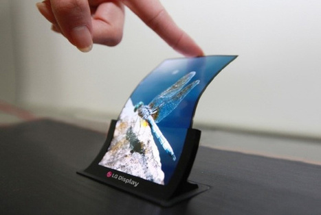 FOLED (Flexible OLED): The Shape of Things to Come for Mobile, TV, Tablet Screens? | Men in Nanotechnology | Scoop.it