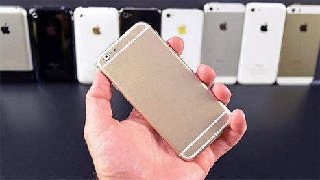 Conheça as 4 vantagens da tela em vidro Safira do iPhone 6 | Ultimas noticias Biovolts e arredores | Scoop.it