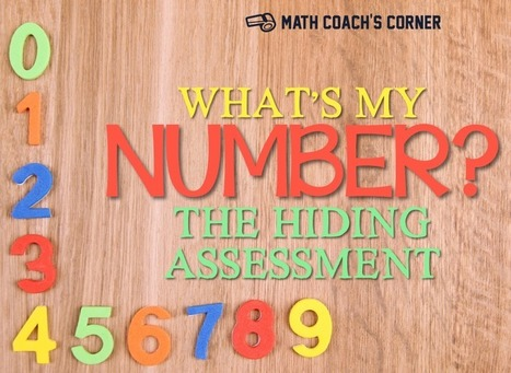 What's My Number? Differentiating in K-1 - Math Coach's Corner | Numeracy4All | Scoop.it