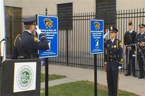 Plaques Dedicated in Honor of Fallen Deputies - Rochester YNN | Antiques | Scoop.it
