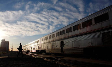 Passenger train crashed with truck in California three dead   The Univers News - Latest Online News   Scoop.it