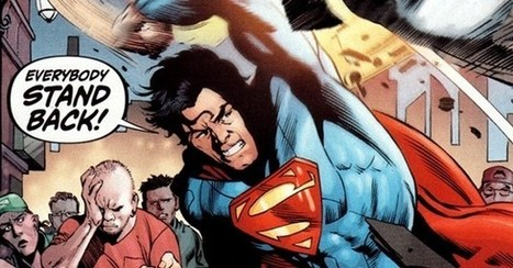 DC Appeals Siegel Ownership of Half of Superman Rights | Comic Books | Scoop.it