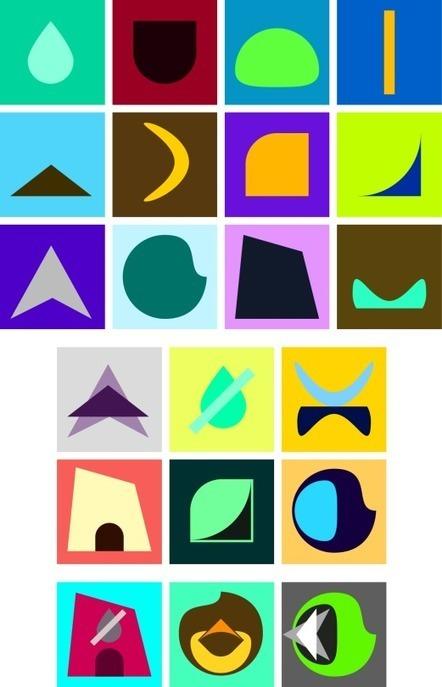 [MOOC Graphisme] Des formes et des couleurs | Web Increase | Scoop.it