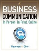 Business Communication: In Person, In Print, Online, 8th Edition - PDF Free Download - Fox eBook | school | Scoop.it