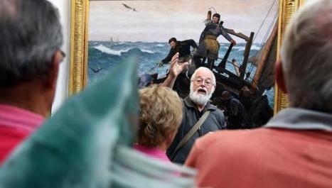 Les peintres montent à bord au musée de Berck-sur-Mer | Littérature, Philosophie, Art, Architecture,... | Scoop.it