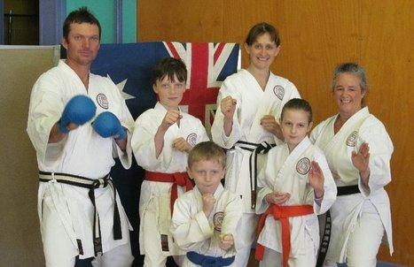Yass Karate kid's take on world - Yass Tribune | The Real Treasure | Scoop.it