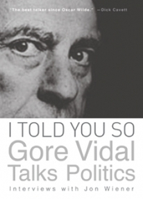 Los Angeles Review of Books - Jon  Wiener interviews Gore Vidal | Literary Imagination | Scoop.it