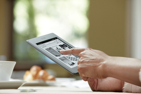 Su Amazon.it arrivano KINDLE TOUCH e KINDLE TOUCH 3G | Social media culture | Scoop.it