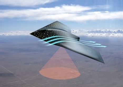BAE Systems reveals futuristic 'human skin' concept for aircraft | Aero | Scoop.it