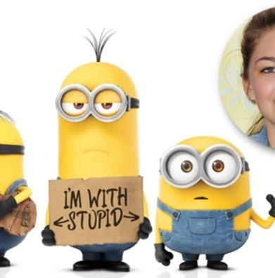 Humour: Les Minions parodient #Louane ! #Bananophobie - Cotentin webradio actu buzz jeux video musique electro  webradio en live ! | cotentin webradio Buzz,peoples,news ! | Scoop.it