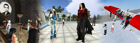 VWBPE: Creating Immersive Environments | WebiLingo - E-Learning | Scoop.it