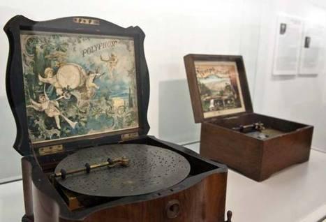 La magia de los discos perforados llega a la Biblioteca Nacional - RTVE | Documentación musical | Scoop.it
