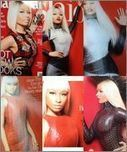 US Marie Claire August 2013 : Nicki Minaj by Saitoshi Saikusa | التميز لتصميم المواقع | Scoop.it