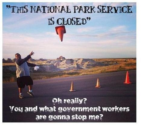 Families throw off the cones at Badlands National Park in South Dakota | Criminal Justice in America | Scoop.it