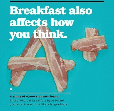 "People Who Eat Breakfast Are Smarter And Skinnier | Buffy Hamilton's Unquiet Commonplace ""Book"" 