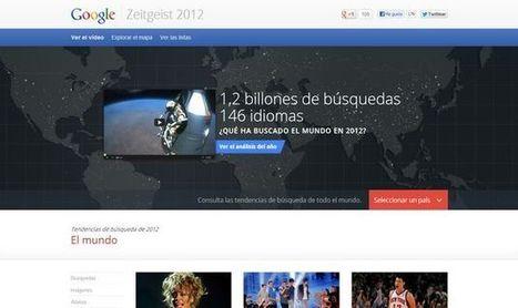 Zeitgeist 2012, ya está aquí el informe anual de Google con lo más buscado en el año que se nos va.-   IncluTICs   Scoop.it
