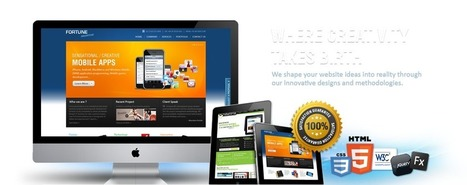 web design companies melbourne, website designers Melbourne, seo web designer fortune innovations | Fortune Innovations Melbourne | Scoop.it