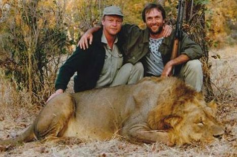 Hundreds of bloodthirsty Brits exposed as cruel safari killers | Nature Animals humankind | Scoop.it
