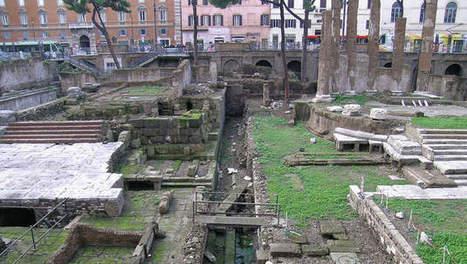 Archeologen vinden exacte plaats waar Caesar stierf | goossens levi geschiedenis | Scoop.it
