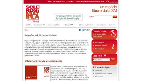 CreativaSolidale: Il non profit ai tempi del web 2.0: l'iniziativa di AISM | Web for No profit | Scoop.it