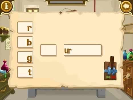 Logopeden i skolan: Knäck läskoden & Läsguld - två appar för att träna avkodning | Ipad i skolan & förskolan | Scoop.it