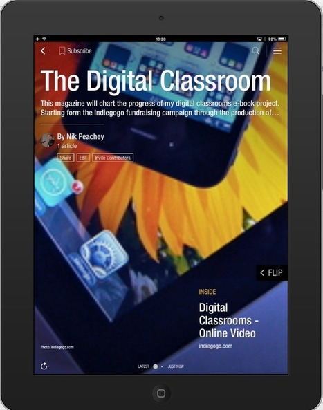 Nik's QuickShout: Digital books for teacher development | skolan | Scoop.it