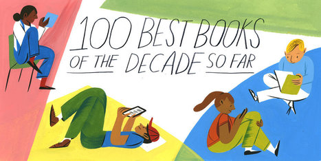 100 Best Books of the Decade So Far | A Writer's Notebook | Scoop.it