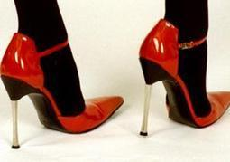 Balancing activities like wearing high heels could lead to wiser purchasing decisions: study | Kickin' Kickers | Scoop.it