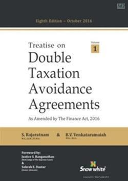 Treatise On Double Taxation Avoidance Agreements - Buy Taxation Books Online | Accounting Books - Law, Lega and Taxation Books | Scoop.it