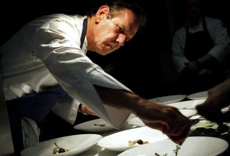 The French Laundry du chef Thomas Keller fête ses 20 ans   Food & chefs   Scoop.it
