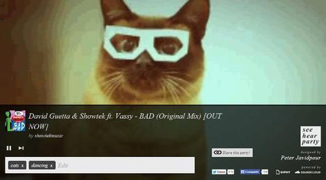 Crea tus propios videoclips a base de gifs y música con esta web | lenguaje musical | Scoop.it
