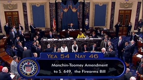 Senate rejects expanded gun background checks | Gov and law Henry Hartzler | Scoop.it