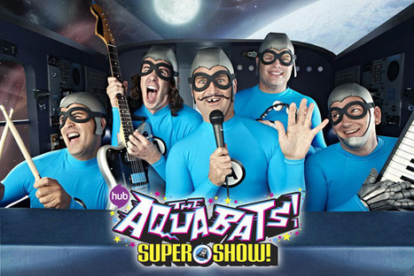The Aquabats: How a Ska Band Became a Children's TV Show | Transmedia: Storytelling for the Digital Age | Scoop.it
