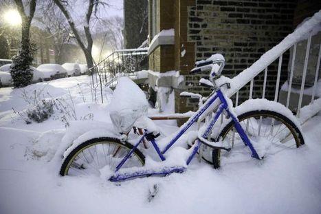 Maintenance, visibility the keys to safe winter biking - University of Pittsburgh The Pitt News | Biking and Trail Running | Scoop.it