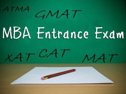 Basic information about MBA Entrance Exams in INDIA - MBA on EMI | GRE Score,GMAT Score,TOEFL Score | Scoop.it