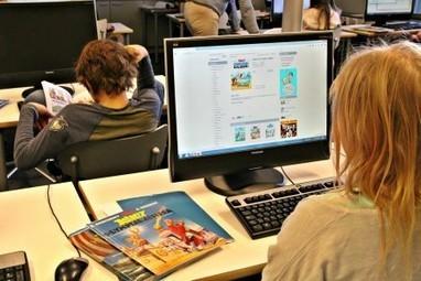 Opiskelu ilman oppikirjaa innostaa oppilaita ja opettajia Arabian peruskoulussa   Rehtori   Scoop.it