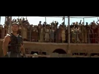 Gladiator - are you not entertained | Staged | Scoop.it