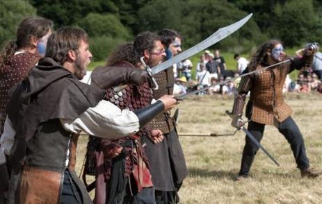 Brocéliande à la pointe de l'épée   Archives (2014)   Scoop.it
