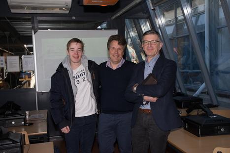 Segbroek College, middelbare school in Den Haag voor VWO, gymnasium, HAVO en MAVO, met programma's voor getalenteerde leerlingen :: Gastlessen Informatica | SIG media items | Scoop.it