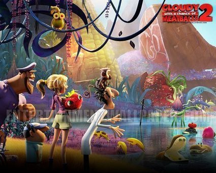 Cloudy with a Chance of Meatballs 2 / Blog: Watch Online Movie Free Cloudy with a Chance of Meatballs 2 | films | Scoop.it