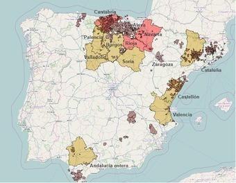 La JUNTA DE CASTILLA Y LEON sigue sin poner ningún tipo de traba al empleo del fracking | Fractura Hidraulica en Burgos No | Scoop.it